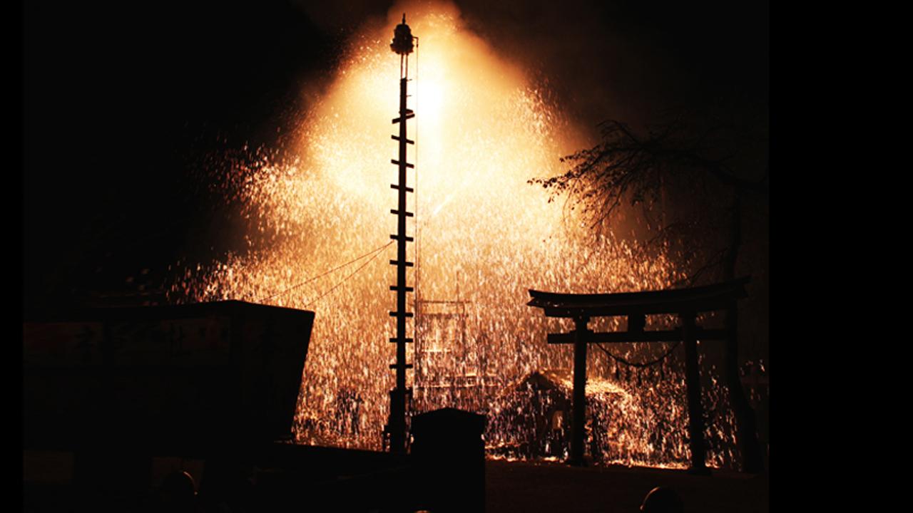 Seinaiji Fireworks Festival