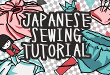 Japanese Bag – Sewing Tutorial