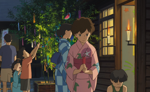 When Marnie was There – Tanabata Scene