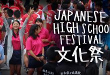 Japanese High School Festival – 文化祭
